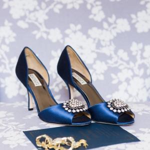 Blue-Badgley-Mischka-Bridal-Shoes